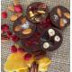 Dark & Milk CHOCOLATE - Assorted Mendiants -