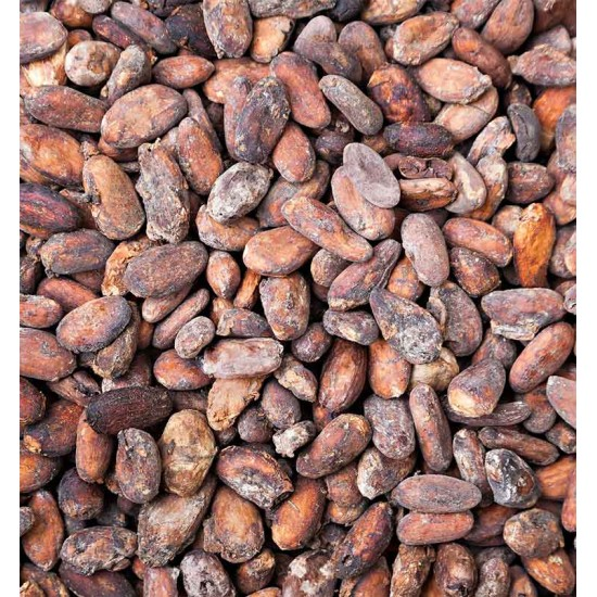 Cacao Beans - Grade A - West African Unrefined/Raw