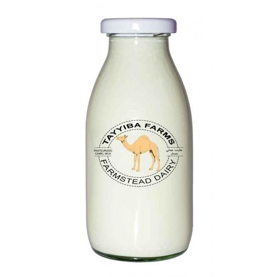 Fresh Pasteurized Camel Milk - 1L