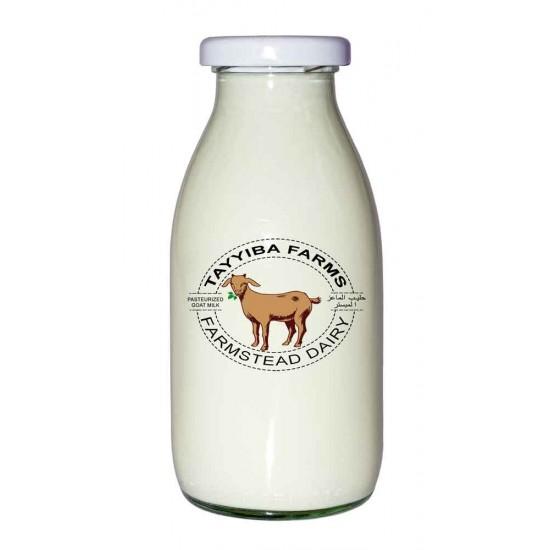 Fresh Pasteurized Goat Milk - 1L