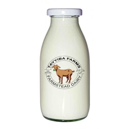 Fresh Raw Goat Milk - 1L