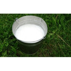 Fresh Raw Buffalo & Cow's Milk - 1L